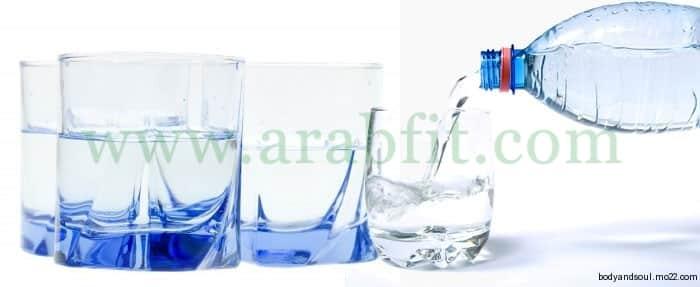 انعكاس تلوث المياه على صحة الانسان